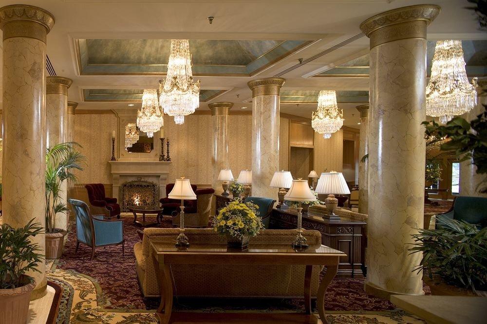 Lobby living room mansion home palace ballroom
