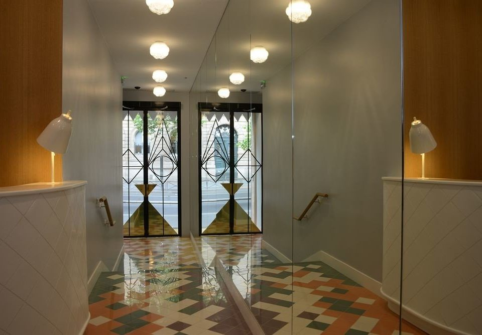 property house home hardwood lighting bathroom Lobby living room hall flooring