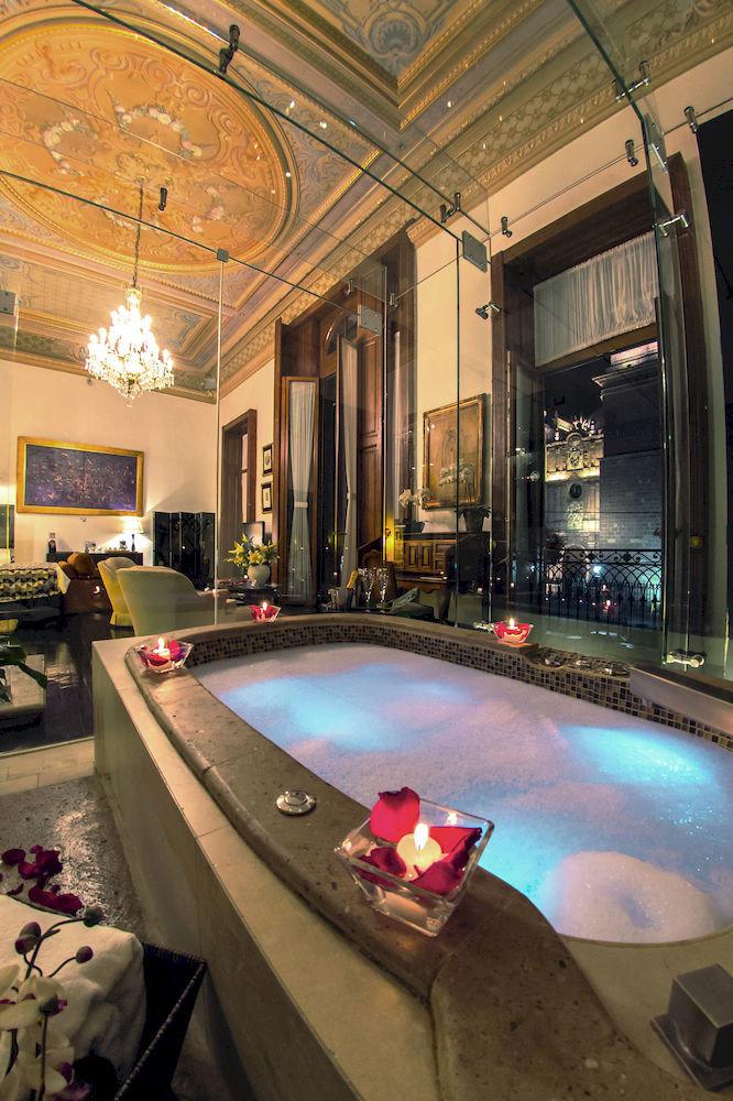 building billiard room Lobby swimming pool recreation room mansion games