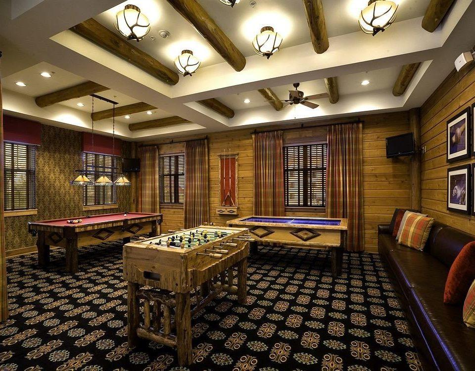 Lobby recreation room billiard room living room mansion function hall
