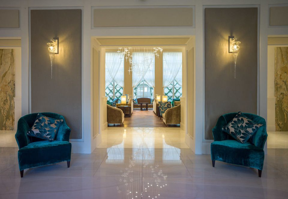 property living room house home mansion hall Lobby blue