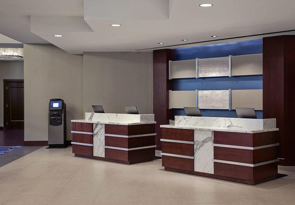 building office cabinetry Lobby