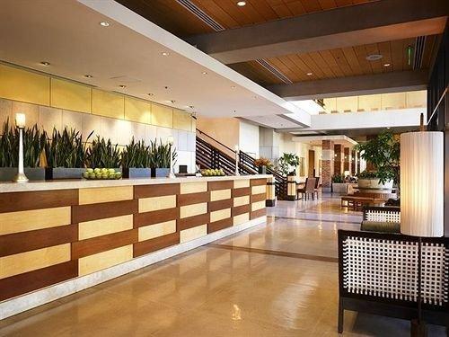 Lobby property building condominium home convention center