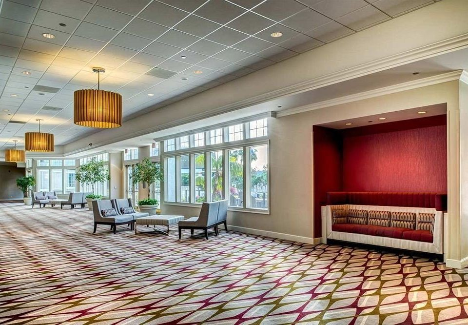 Lobby property building living room home hall condominium convention center