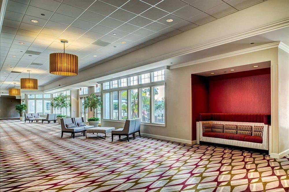 Lobby property building living room home hall condominium convention center
