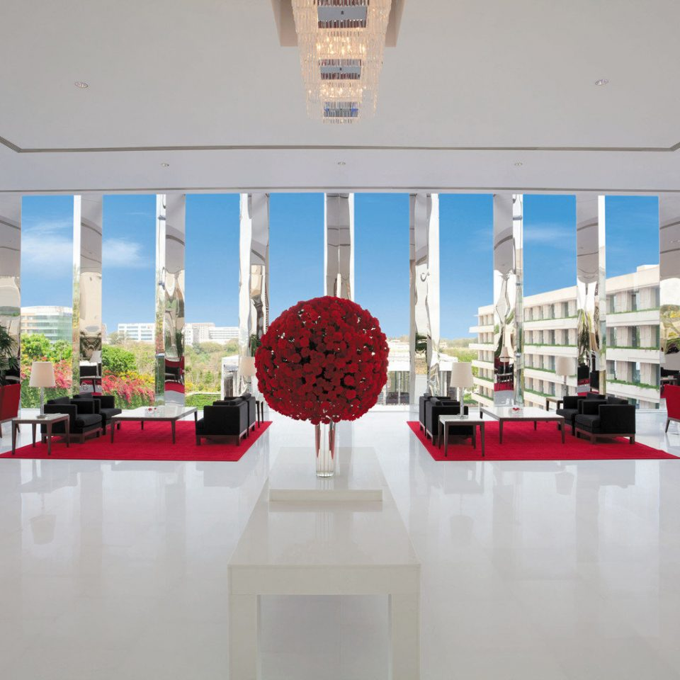 building plaza Lobby white shopping mall headquarters condominium convention center