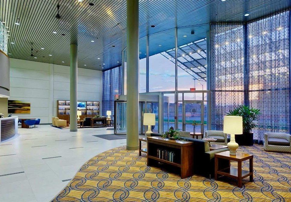 building Lobby headquarters convention center condominium