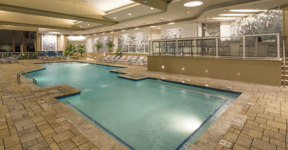 swimming pool property building leisure centre empty Lobby condominium mansion thermae