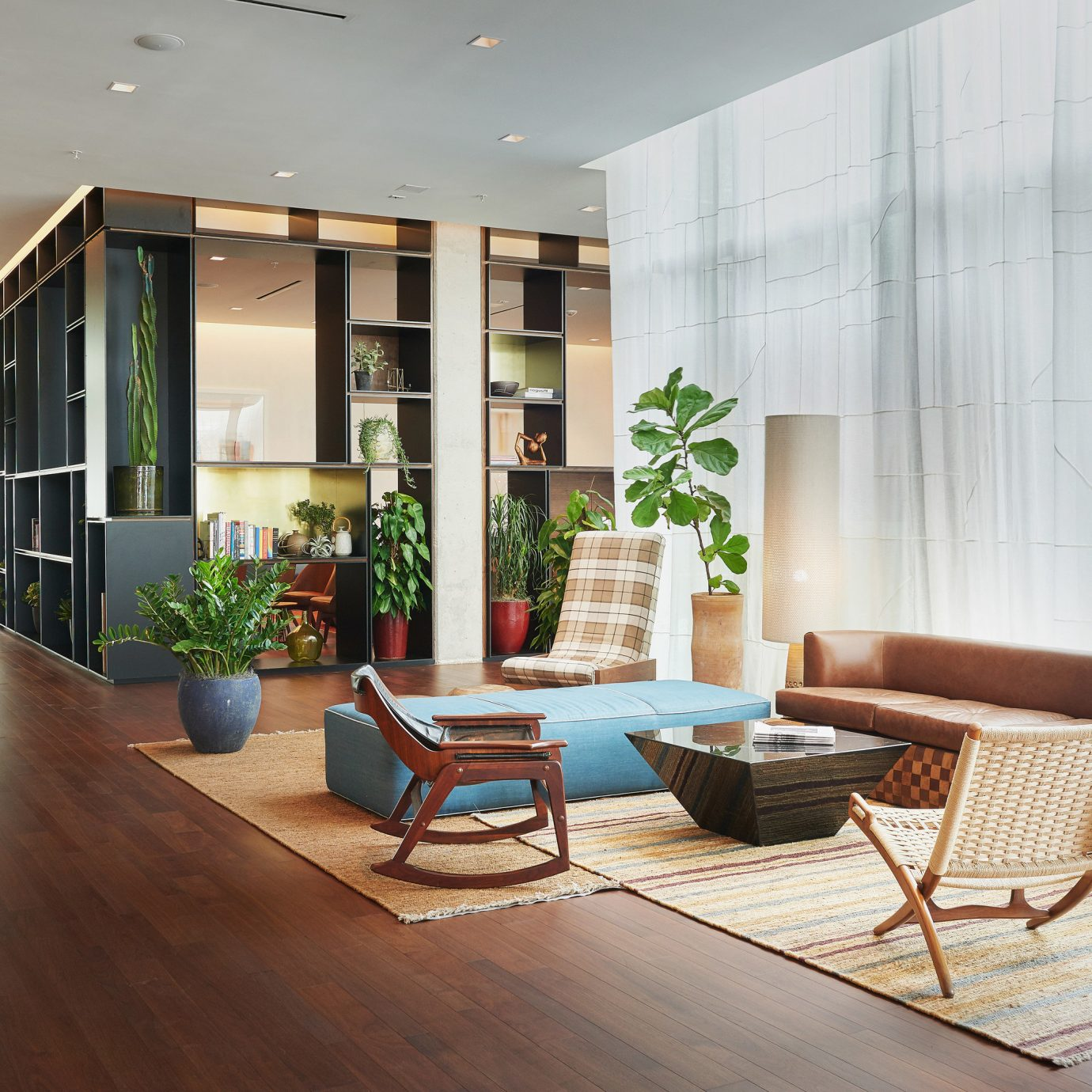 property building living room house home hardwood condominium lighting Lobby flooring professional wood flooring