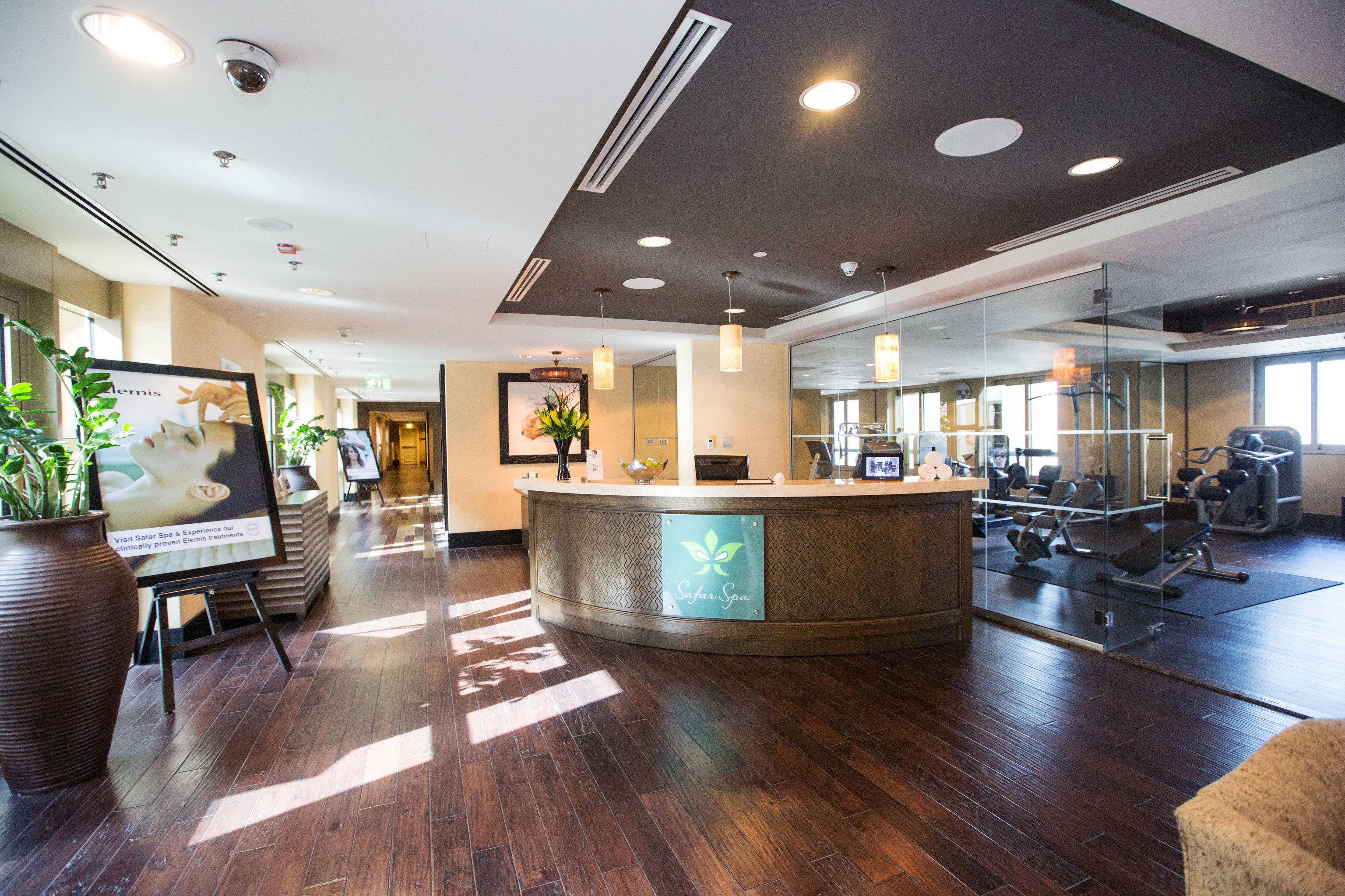 Lobby building property home hard living room condominium headquarters