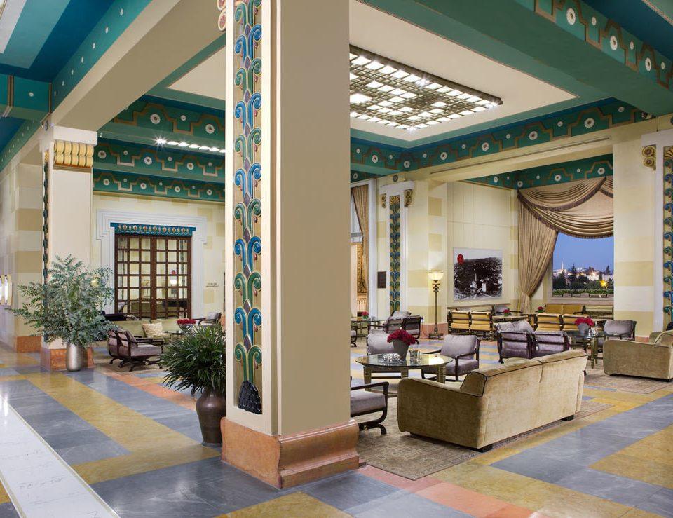 Lobby property building condominium home retail living room