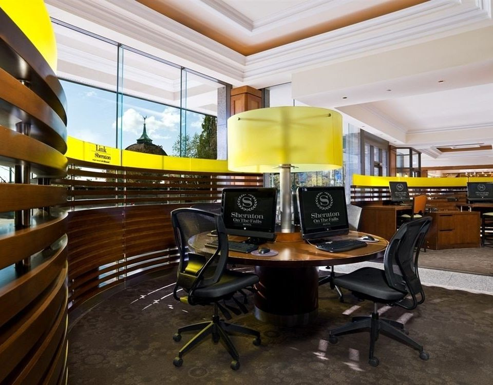 property building yellow Lobby home recreation room condominium office