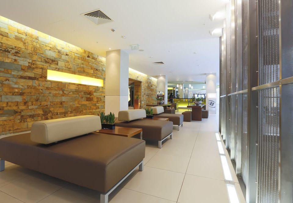 property condominium building Lobby living room loft