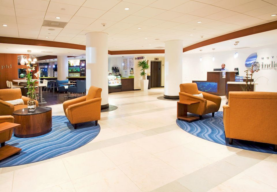 property Lobby building waiting room living room condominium
