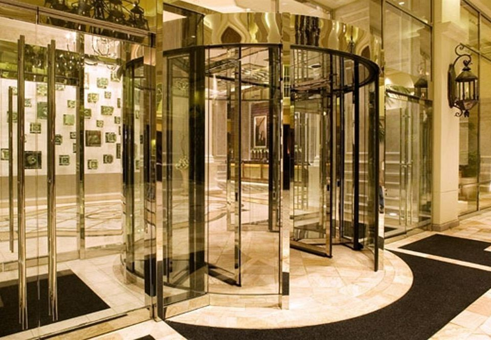 building door glass tourist attraction Lobby retail subway