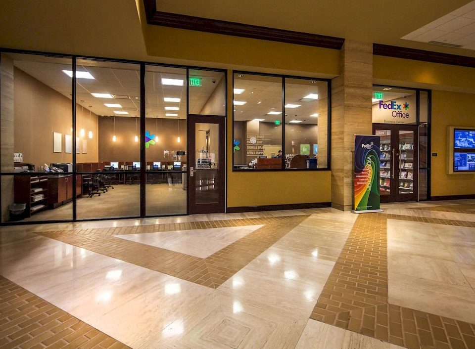 building Lobby retail flooring tourist attraction shopping mall empty line