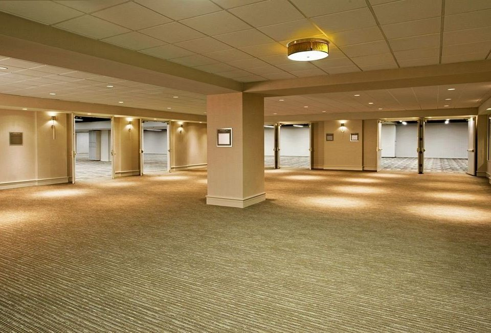 building property Lobby flooring hall office empty