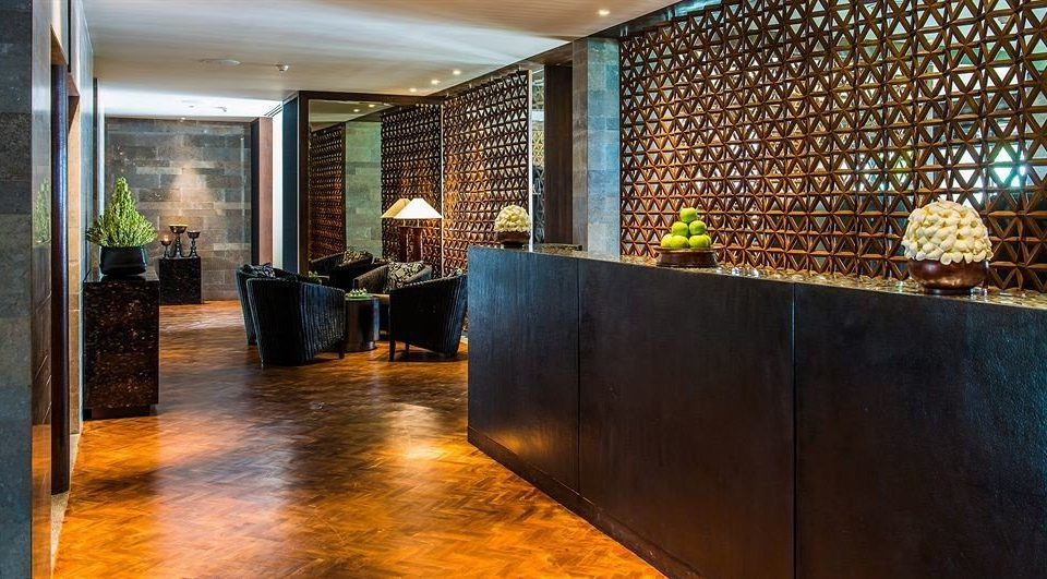 building Lobby flooring