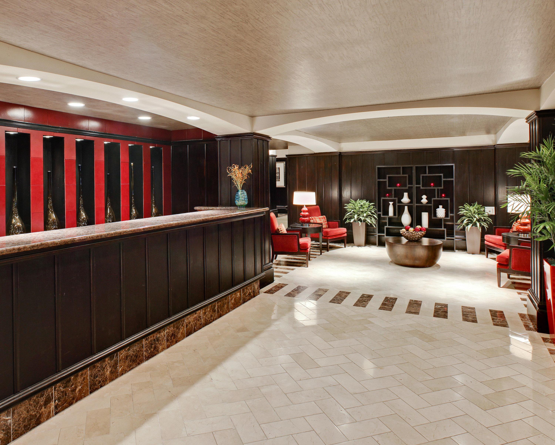 Lobby property building home flooring