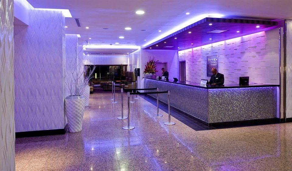 building Lobby lighting nightclub flooring