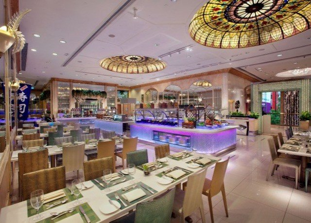 building restaurant function hall retail Lobby shopping mall food court