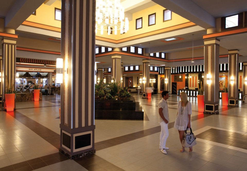 building Lobby retail shopping mall plaza hall