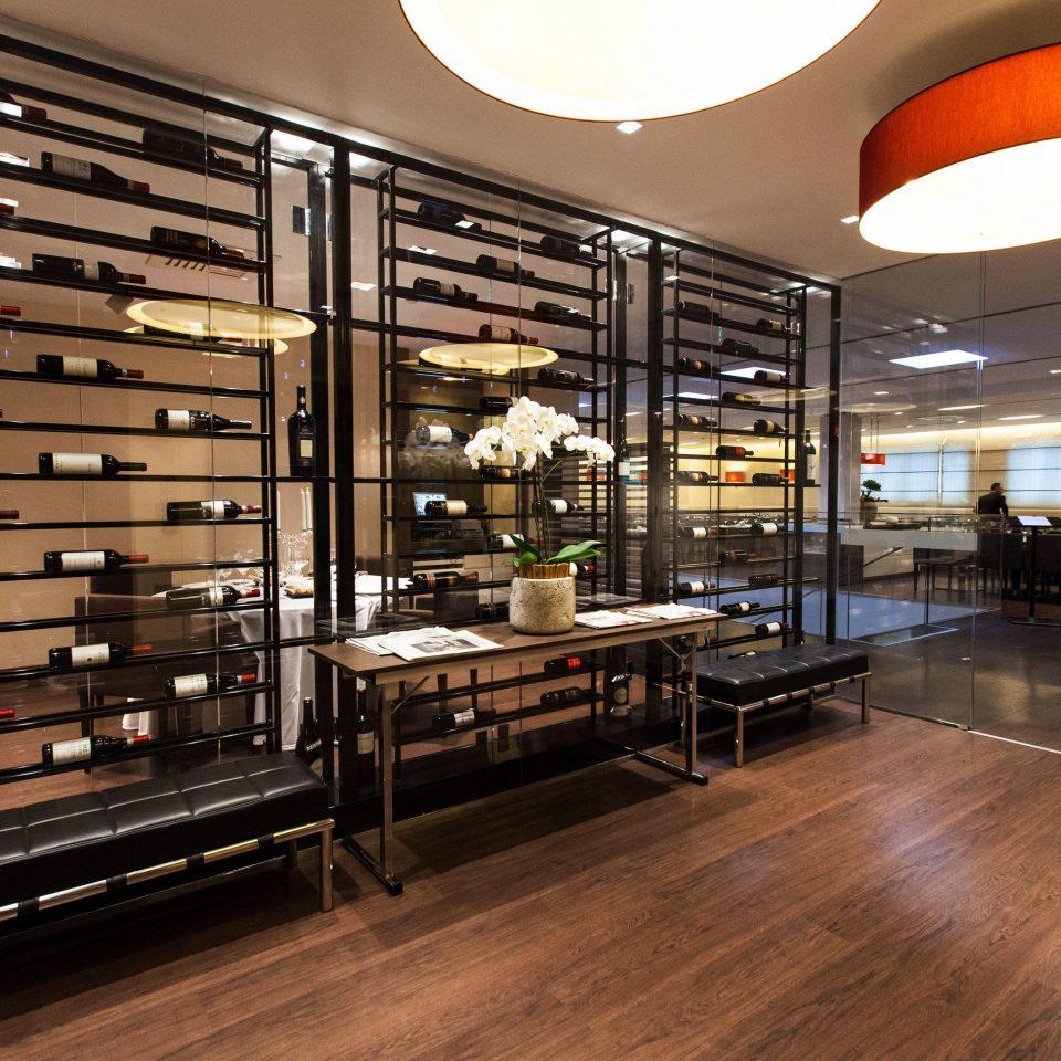 building Lobby retail lighting