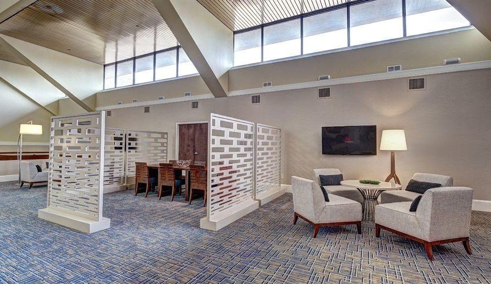 property building living room loft Lobby