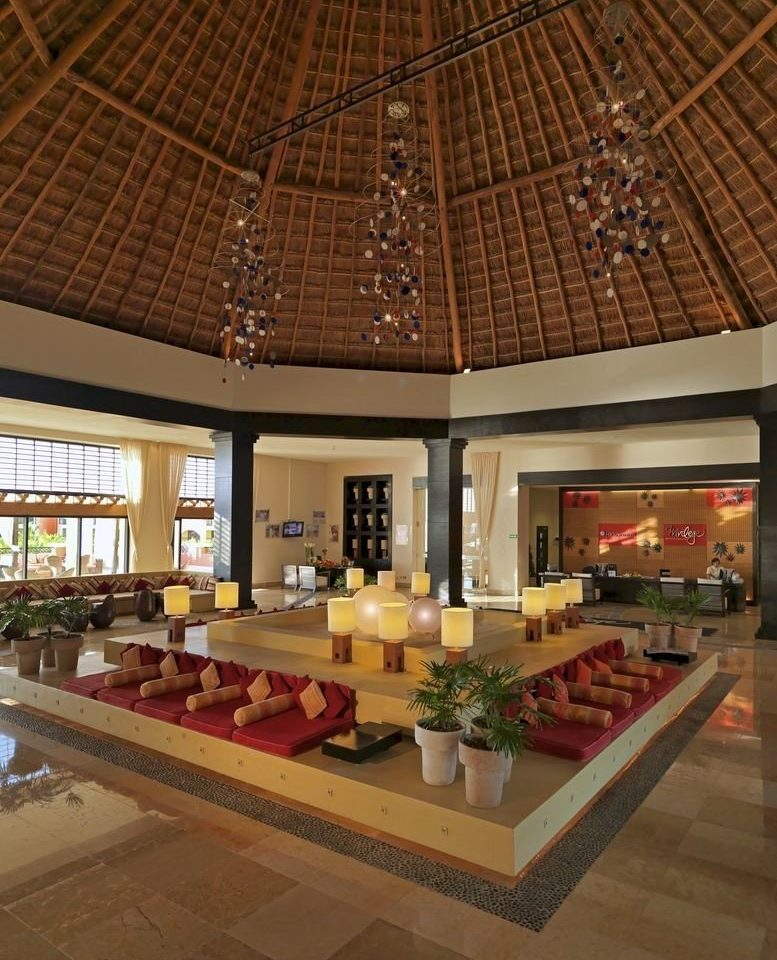 Lobby building restaurant outdoor structure living room