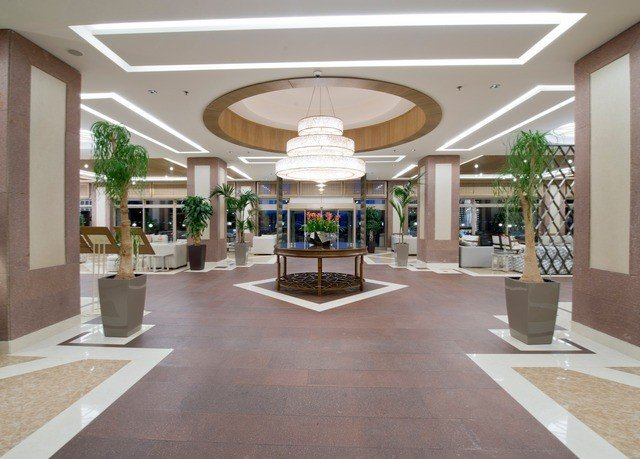 building Lobby property shopping mall plaza
