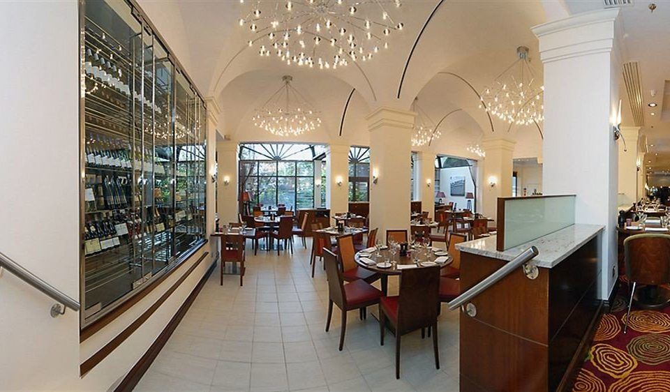 Lobby property building restaurant