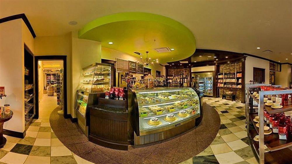 building Lobby recreation room retail restaurant