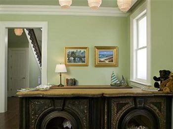 Lobby property cabinetry living room cottage countertop
