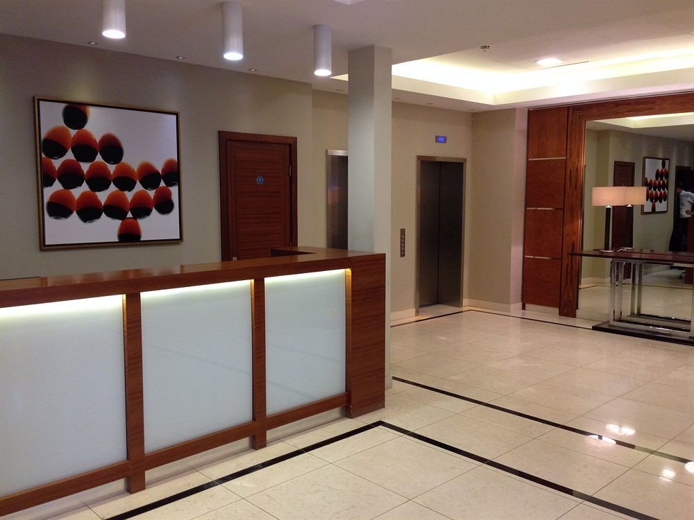 property Lobby flooring counter cabinetry