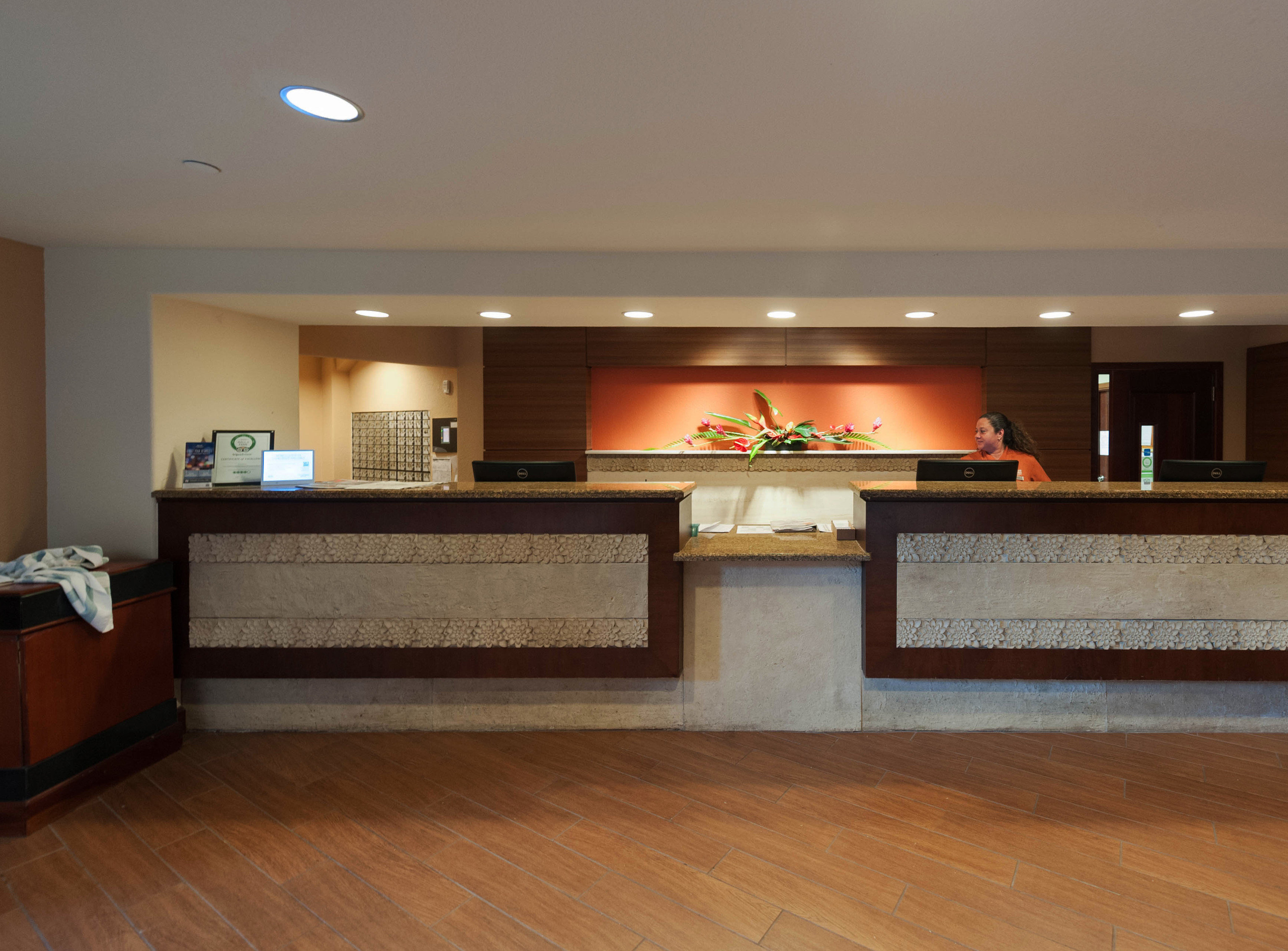 property hardwood Lobby living room home cabinetry wood flooring flooring recreation room
