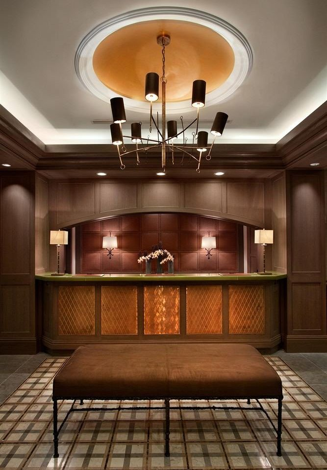 living room lighting Lobby home cabinetry