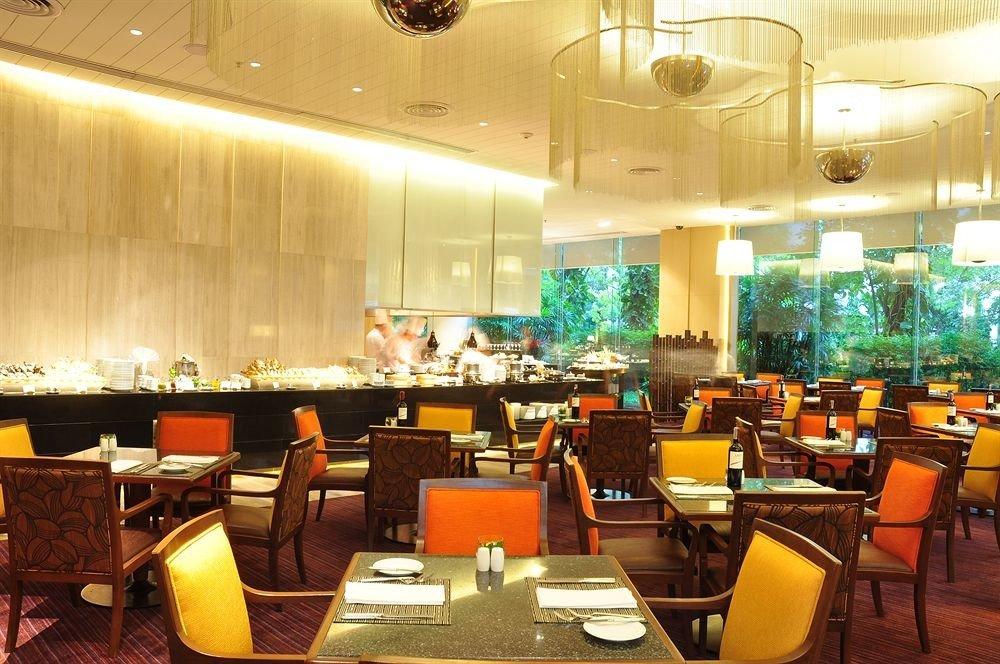chair Lobby restaurant function hall convention center café