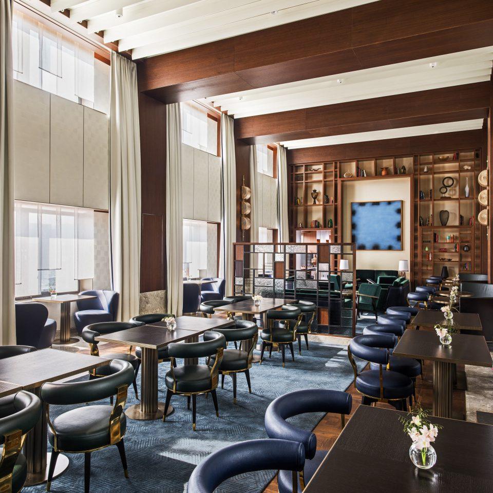 chair restaurant Lobby café