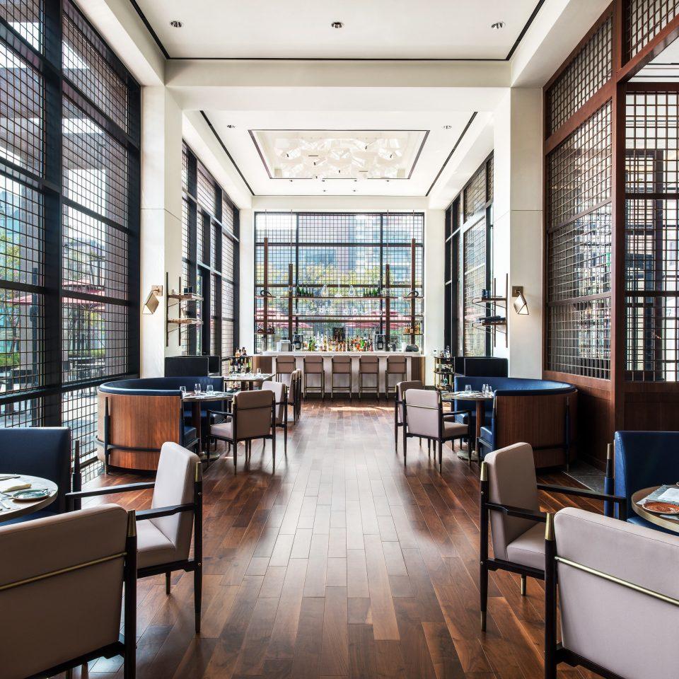 restaurant Lobby café daylighting