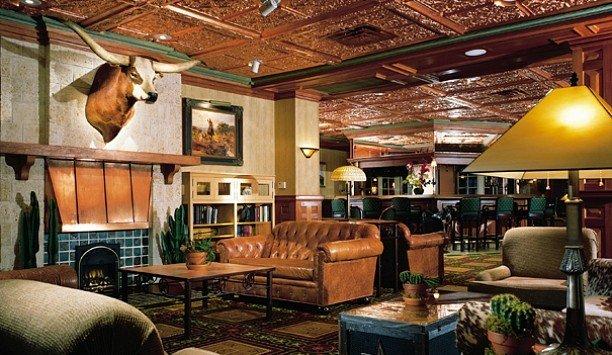 living room Lobby café
