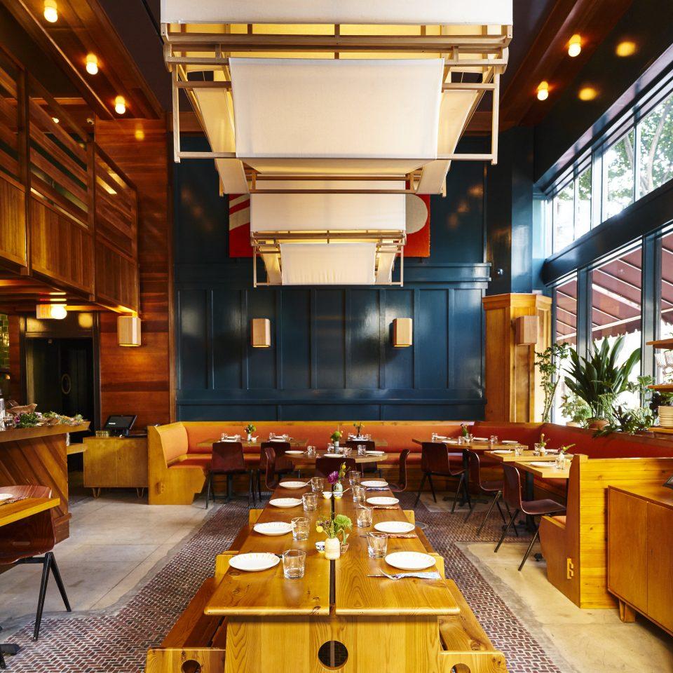 platform restaurant café Lobby