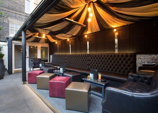 restaurant Lobby café