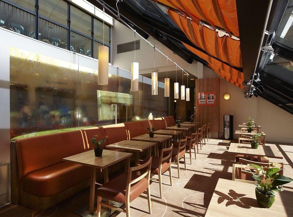 Lobby restaurant café cafeteria function hall convention center
