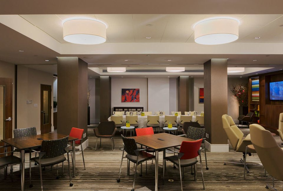 chair conference hall Lobby function hall restaurant cafeteria convention center waiting room