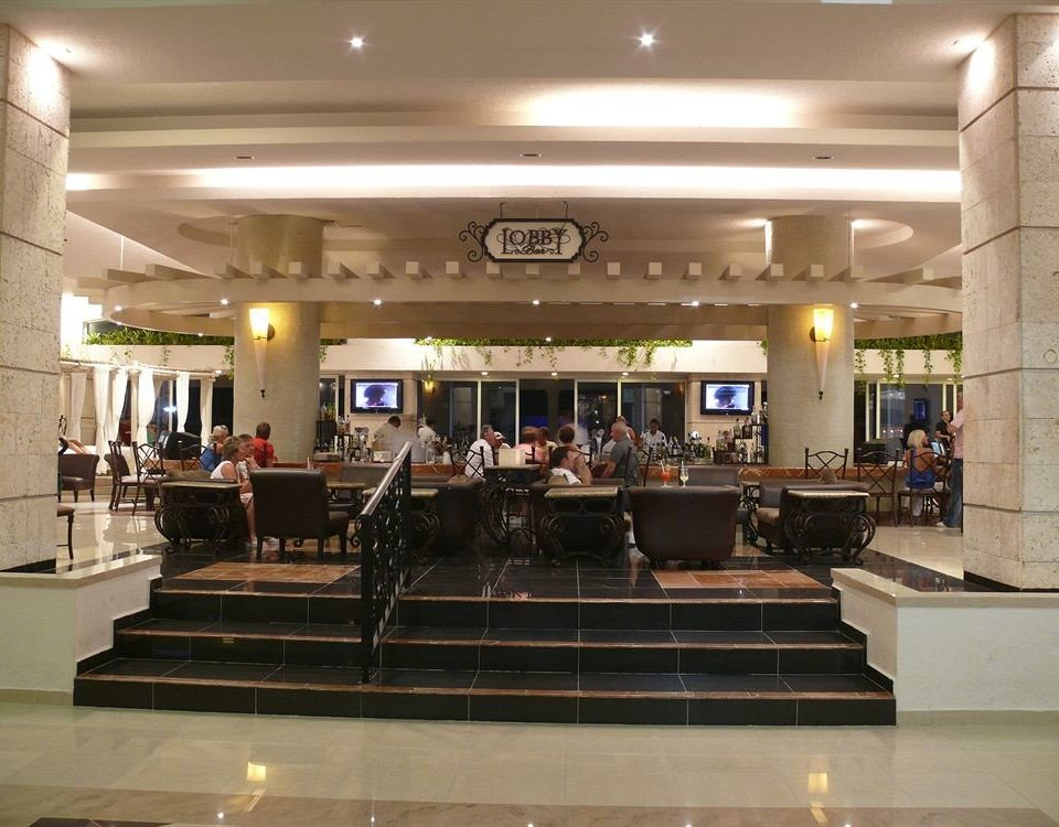 Lobby restaurant shopping mall food court function hall cafeteria