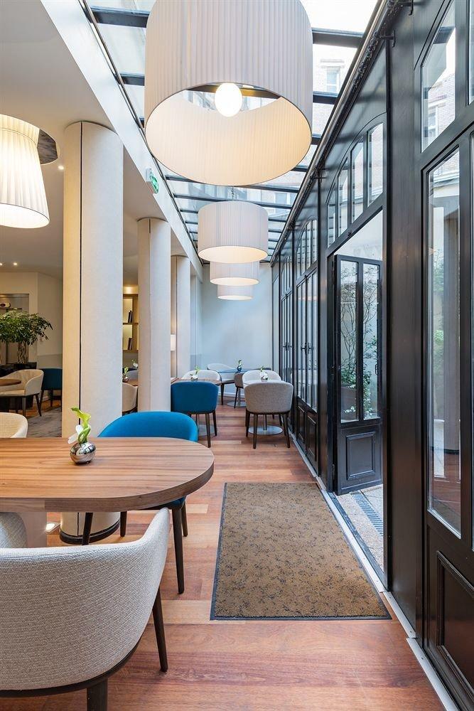 property chair Lobby daylighting home office condominium headquarters hall