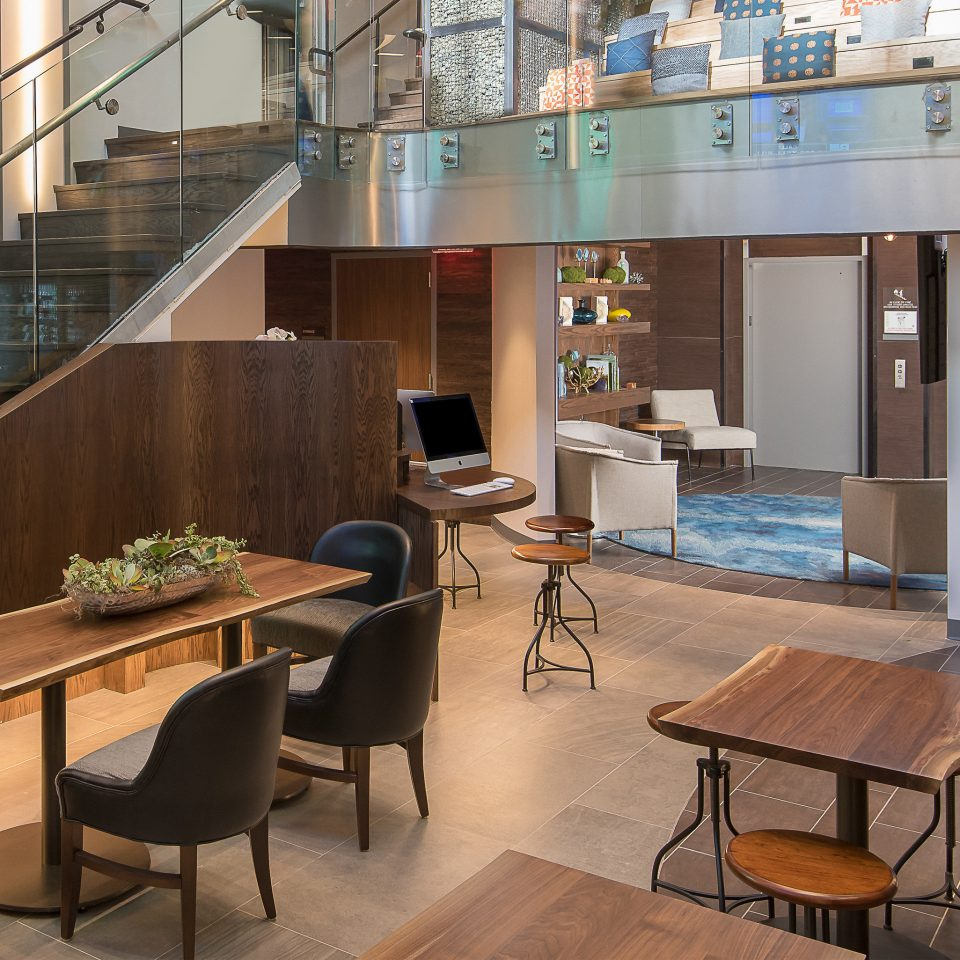 chair Lobby home living room condominium restaurant