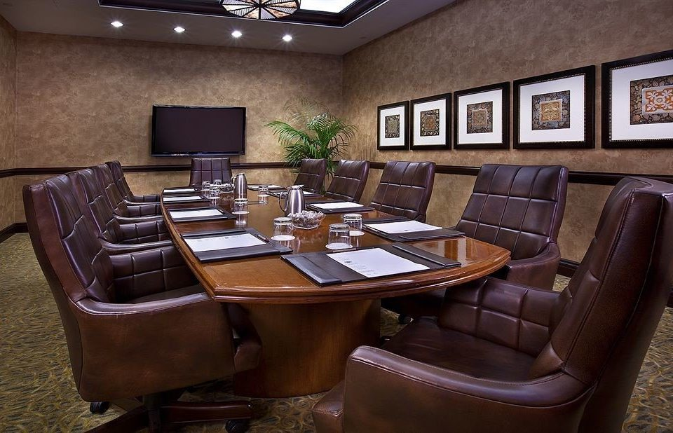 chair Lobby living room conference hall recreation room leather
