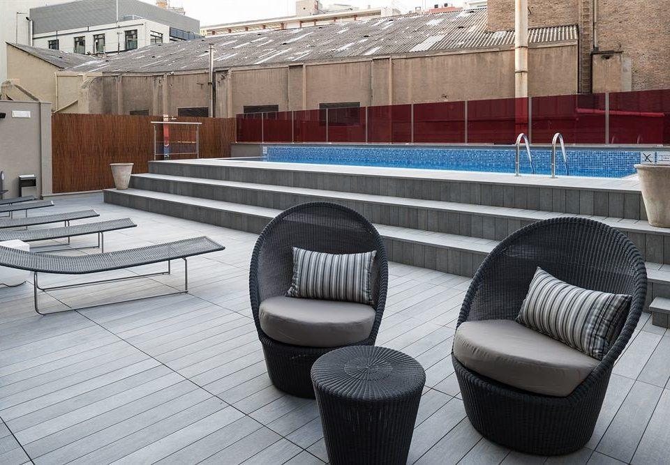 chair property Lobby living room swimming pool flooring
