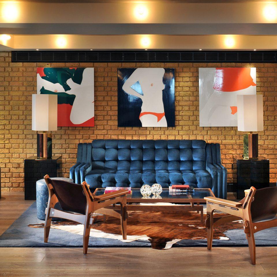 Lobby chair living room flooring